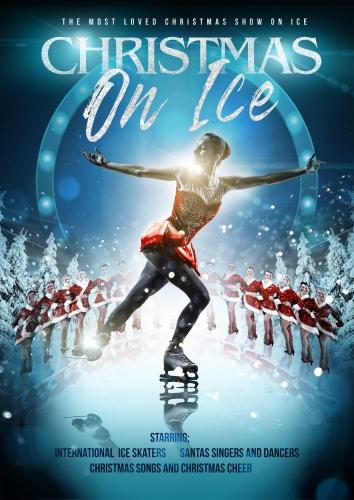 Christmas On Ice.Christmas On Ice
